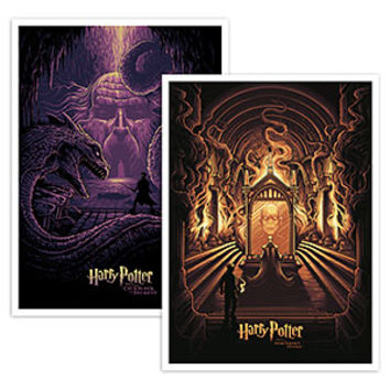 Harry Potter Fine Art Prints