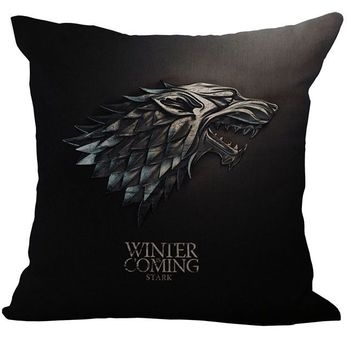 "18"" Game of Thrones Cushion Covers"