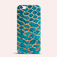 iPhone 6 case shell iPhone 6 Plus Case mermaid iphone 5S Case Samsung S6 Case shell iPhone 5c case iphone 5 Case fish Note 4 Case S5 Case