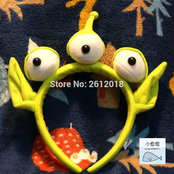 New Toy Story Alien EARS COSTUME Plush HEADBAND ADULT OR CHILD Party Cosplay Gift