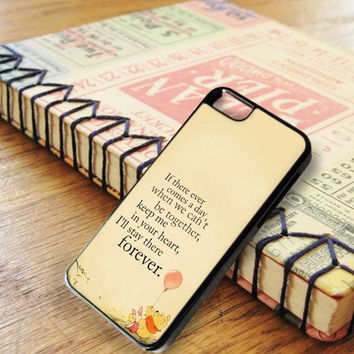 Winnie The Pooh Quote iPhone 6 | iPhone 6S Case