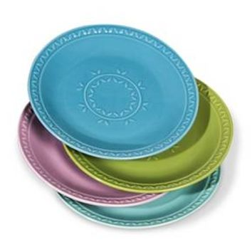 Boho Boutique Camille Solid Salad Plate - Set of 4 : Target