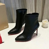 Christian Louboutin Women Fashion Casual High Heels Shoes