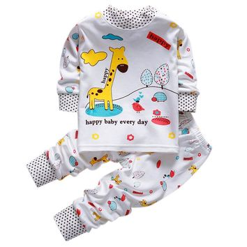 Child clothing set for boys a newborn Winter Children's T-shirt sports suits for boys baby clothing for babies autumn 1 2 3 year