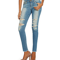 Joe's Jeans Finn Skinny Ankle Pants - Gretchen