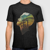 Out Of Mind T-shirt by Davies Babies
