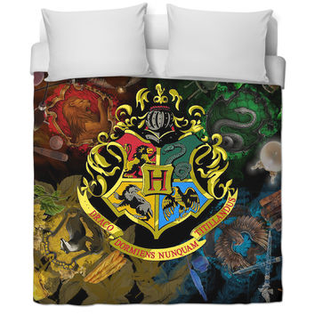 Harry Potter bed spread