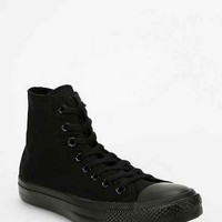 Converse Chuck Taylor All Star Tonal High-Top Sneaker- Black