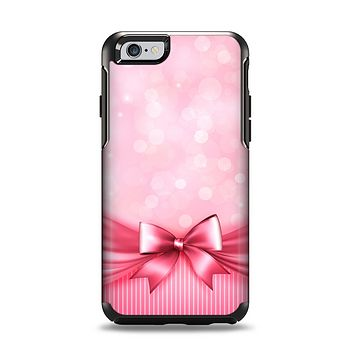 The Magical Pink Bow Apple iPhone 6 Otterbox Symmetry Case Skin Set