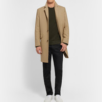 Theory - Whyte Wool Overcoat | MR PORTER