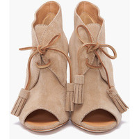Dsquared2 Winifred Ankle Booties - Polyvore