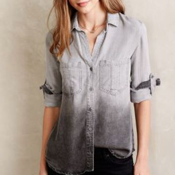 Nightfade Buttondown by Cloth & Stone Grey