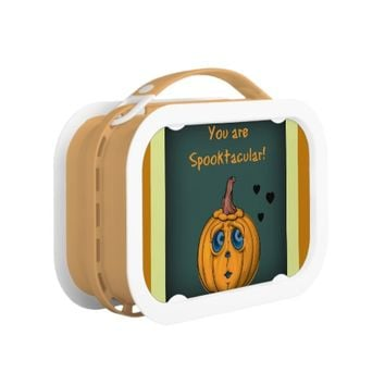 Halloween Yubo Lunch Box