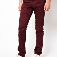 Dockers Alpha Khaki Chinos Slim Fit at asos.com