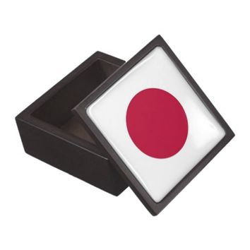 Japanese Flag Premium Gift Box