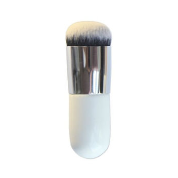 1 PC Bold Handle Large Round Head Makeup Foundation Blending Blush Cosmetic Beauty Brush