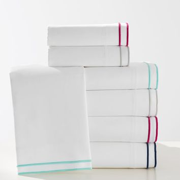 Parker Embroidered Sheet Set