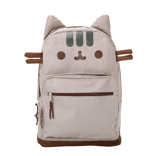 Pusheen Cat Face Backpack From Claire S Kigurumi