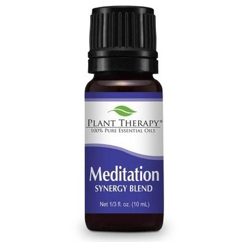 Plant Therapy Meditation Synergy Blend