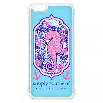 Simply southern seahorse phone case from chocolate shoe for Southern living phone number