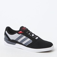Adidas ZX Vulc Black & Red Shoes - Mens Shoes - Black/Red