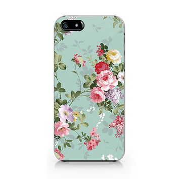 Q-016 floral Iphone4/4s, iphone5/5s/5c, ip6, samsung s3/s4/s5/note3 case