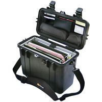 Pelican 1437 Case With Office Divider Set With Pick 'n' Pluck Foam Liner
