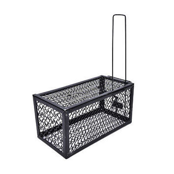 Reusable Rodent Animal Mouse Live Trap Hamster Cage MiceRat Control Catch BaitHU