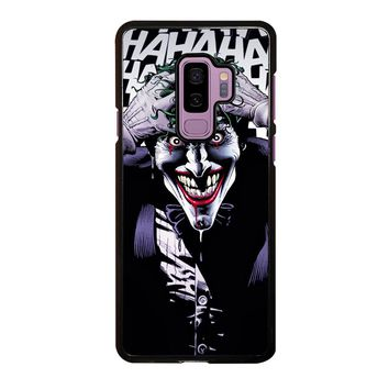 BATMAN THE KILLING JOKE Samsung Galaxy S9 Plus  Case
