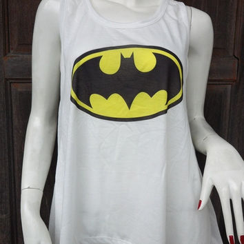 Batman PhanTom  -Tank Tops Tank T Shirts Free Size - 72