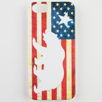 California Bear Flag Iphone 5/5S Case Red Combo One Size For Men 23233634901