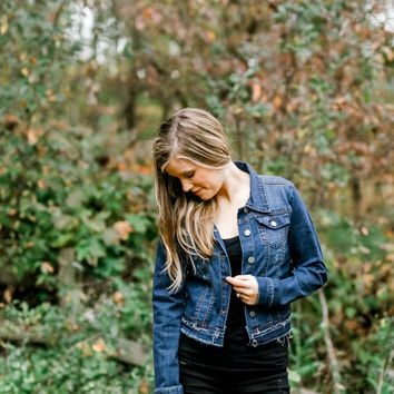 Precocious Denim Jacket