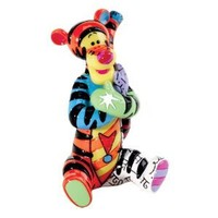 Enesco Disney by Britto Tigger Mini Figurine, 3-Inch