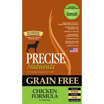PRECISE DOG DRY - PRECISE GRAIN FREE CHICKEN DOG - 28 LB - ANF Pet, Inc. - UPC: 72693362604 - DEPT: OTHER PET FOODS