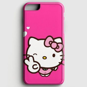 Hello Kitty Girl iPhone 8 Case