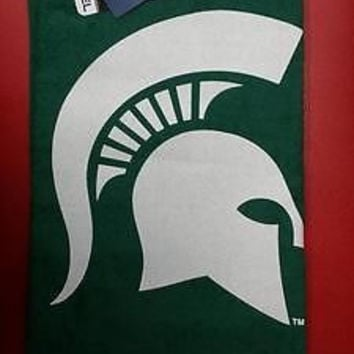 "NCAA Michigan State Spartans Sport Fan Towel 15"" x 25"""
