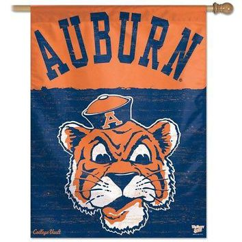 """Licensed Auburn Tigers Official NCAA 28"""" x 40"""" Banner Flag War Eagle by Wincraft 743879 KO_19_1"""
