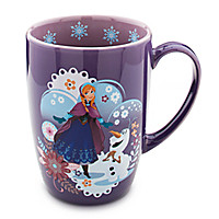 Anna and Olaf Mug - Frozen