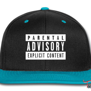 Parental Advisory Snapback