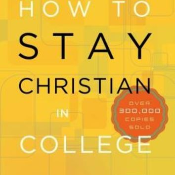 How to Stay Christian in College - Journals & Gift Books - Graduation Gifts - Christian Gifts