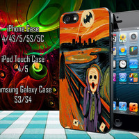 Batman Joker Starry Night Van Gogh Samsung Galaxy S3/ S4 case, iPhone 4/4S / 5/ 5s/ 5c case, iPod Touch 4 / 5 case