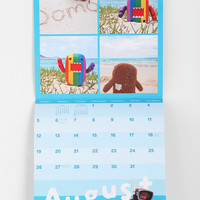 Urban Outfitters - Domo Wall Calendar By Big Tent Entertainment