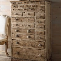 """Hampton"" Storage Chest - Horchow"