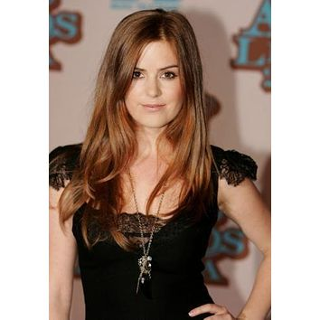 Isla Fisher Poster 24in x 36in