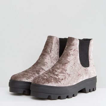 ASOS ARENA Chunky Chelsea Boots at asos.com