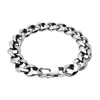 Great Deal Hot Sale New Arrival Gift Shiny Awesome Stylish Titanium Accessory Jewelry Strong Character Bracelet [6542667523]
