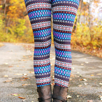 Cozy Cocoa Leggings