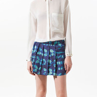 STUDDED BLOUSE - Shirts - ZARA United States