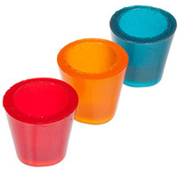Gummy Shot Glasses: 6-Piece Gift Pack