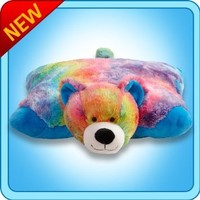 "My Pillow Pets Peaceful Bear Plush, 18""/Large"